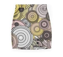 Layered circles Mini Skirt
