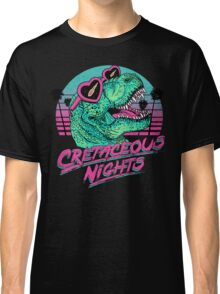 Cretaceous Nights Classic T-Shirt
