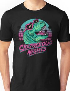 Cretaceous Nights Unisex T-Shirt