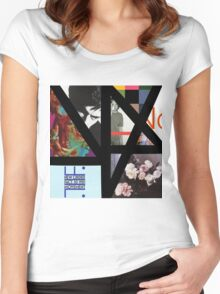Complete Music (New Order) Women's Fitted Scoop T-Shirt