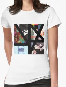 Complete Music (New Order) Womens Fitted T-Shirt