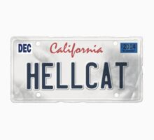 License Plate - HELLCAT by TswizzleEG