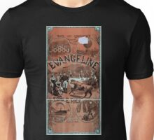 Performing Arts Posters Evangeline Rice and Goodwins American opera bouffe 0571 Unisex T-Shirt