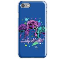 Lady Mullet iPhone Case/Skin