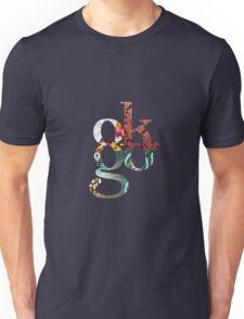 OK Go, All Four Albums Unisex T-Shirt