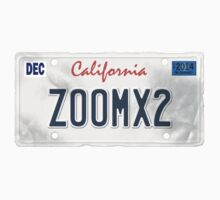 License Plate - ZOOMX2 T-Shirt