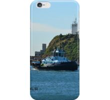 LILY  FORTUNE - BULK  CARRIER iPhone Case/Skin