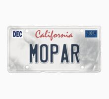 License Plate - MOPAR by TswizzleEG
