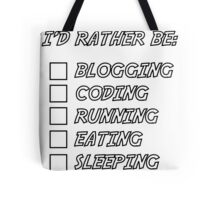 Would You Rather Be... Tote Bag