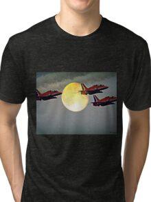 Three Arrows © Tri-blend T-Shirt