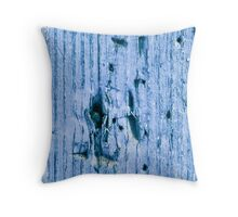 Door V Throw Pillow