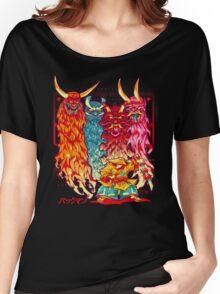 PAKKU-MAN Women's Relaxed Fit T-Shirt