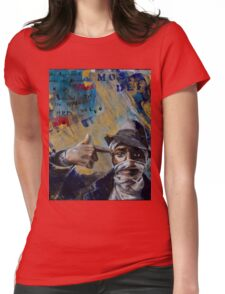 Mos Def Tribute Womens Fitted T-Shirt