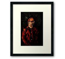 WDVP - 0019 - Goggles Framed Print