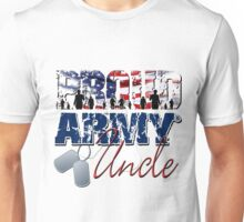 Proud Army Uncle Unisex T-Shirt