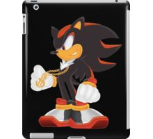 Shadow The Hedgehog iPad Case/Skin