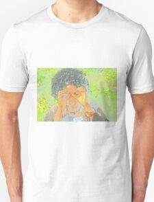 """Colourful Abstract - """"See You"""" Unisex T-Shirt"""