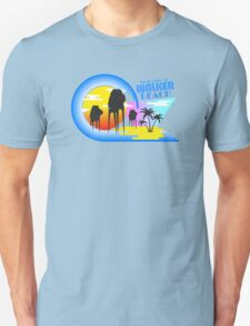 Welcome to Walker Beach Unisex T-Shirt