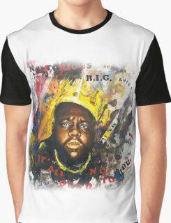 Biggie Tribute Graphic T-Shirt