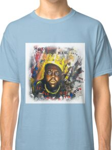 Biggie Tribute Classic T-Shirt