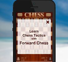 Learn Chess Tactics with Forward Chess by Chess Book