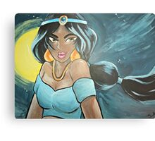 Princess Jasmine  Metal Print