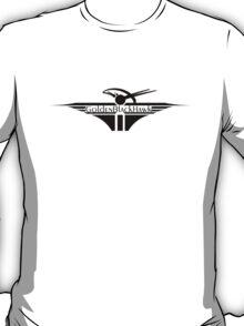 GoldenBlackHawk - Eye Gage T-Shirt