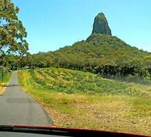 Driving to Crookneck by Graeme  Hyde
