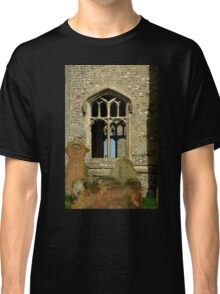 Window with no Glass. Classic T-Shirt