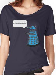 Dalek - Exterminate! Women's Relaxed Fit T-Shirt