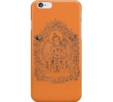 Buddha. iPhone Case/Skin