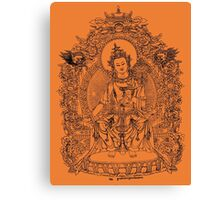 Buddha. Canvas Print