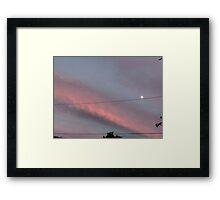 Starlit Framed Print