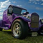 1927 Ford Panel Truck by sundawg7