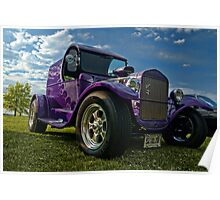 1927 Ford Panel Truck Poster