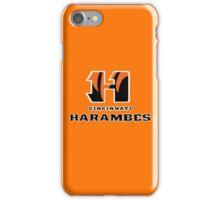 Cincinnati Harambes iPhone Case/Skin