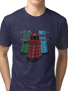 Daleks Tri-blend T-Shirt