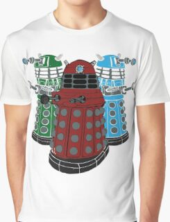 Daleks Graphic T-Shirt