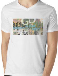 Abiodun Called Again Mens V-Neck T-Shirt