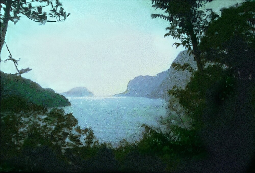 Paradise by Albert