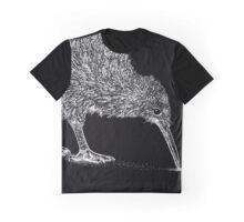 Kiwi white Graphic T-Shirt