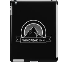 windpeak inn iPad Case/Skin