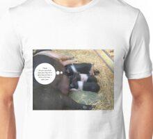 Feeding Time! Unisex T-Shirt