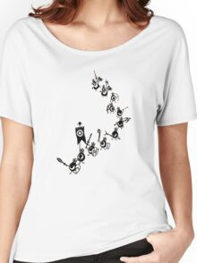 Patapon - Cascading Army Women's Relaxed Fit T-Shirt