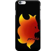 Fire Lion iPhone Case/Skin