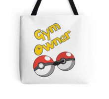 Pokemon Gym Owner Tote Bag
