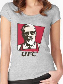 mcgregor UFC Women's Fitted Scoop T-Shirt