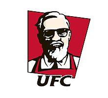mcgregor UFC Photographic Print