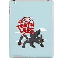 My Little Toothless iPad Case/Skin