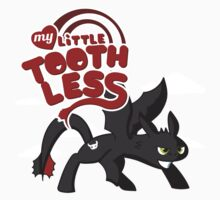 My Little Toothless Kids Clothes